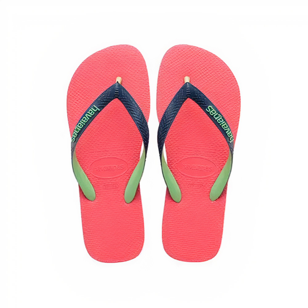 Chinelo Havaianas Feminino Top Mix Flamingo