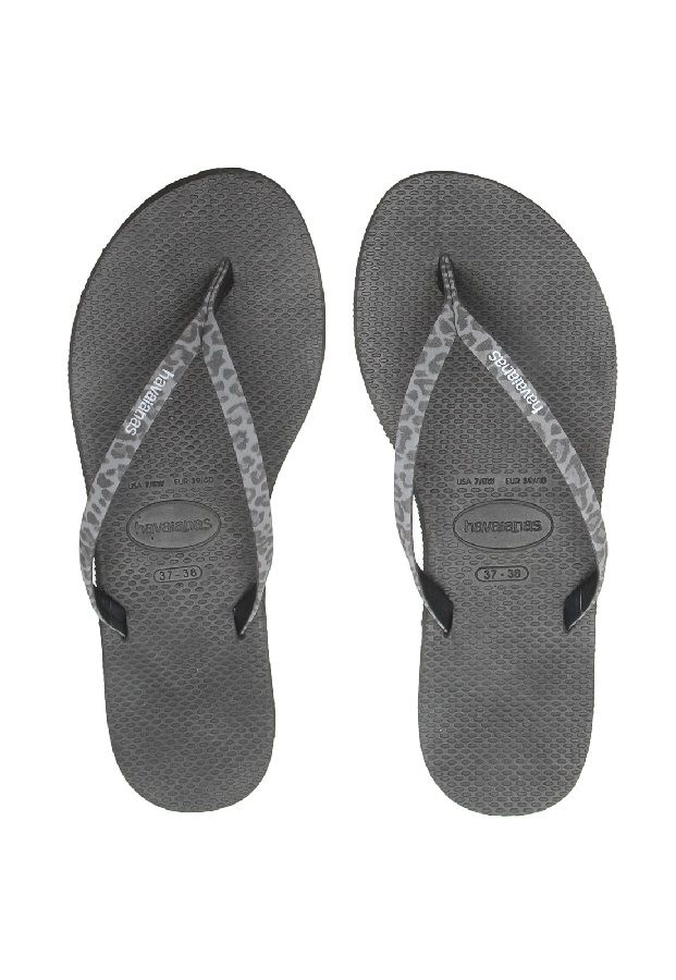 Chinelo Havaianas Feminino You Metallic Preto