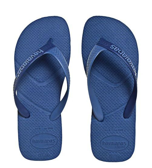 Chinelo Havaianas Masculino Casual Azul Indigo