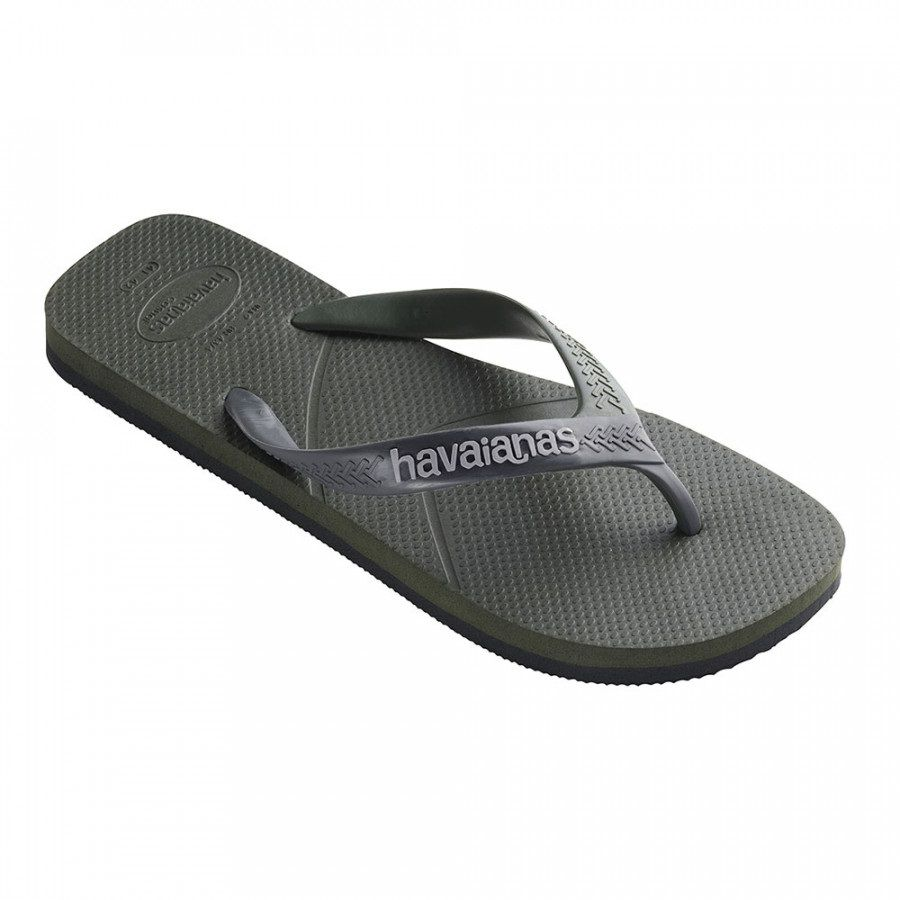 Chinelo Havaianas Masculino Casual Verde Olive