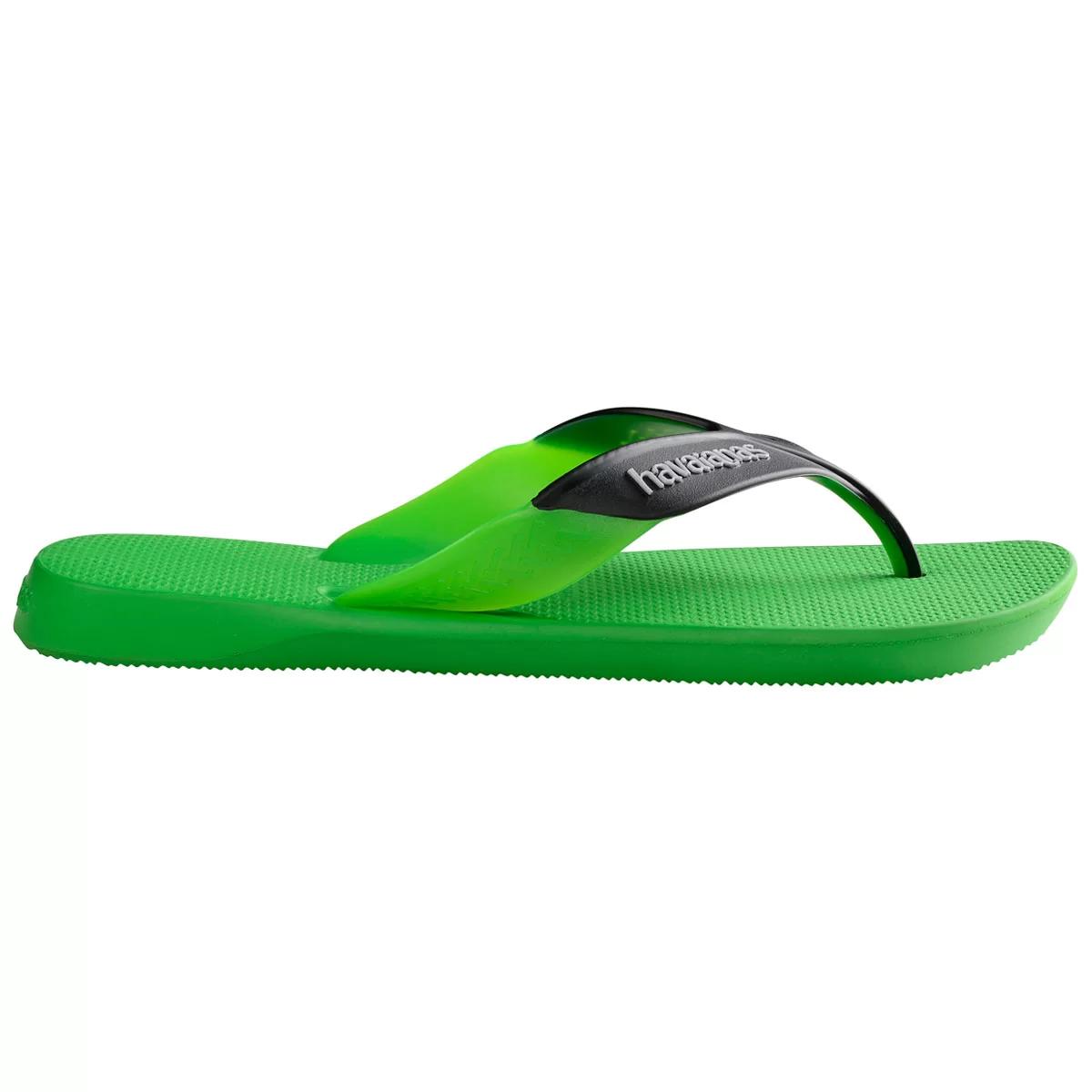 Chinelo Havaianas Masculino Dynamic Verde Neon