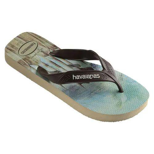 Chinelo Masculino Havaianas Surf Areia e Café