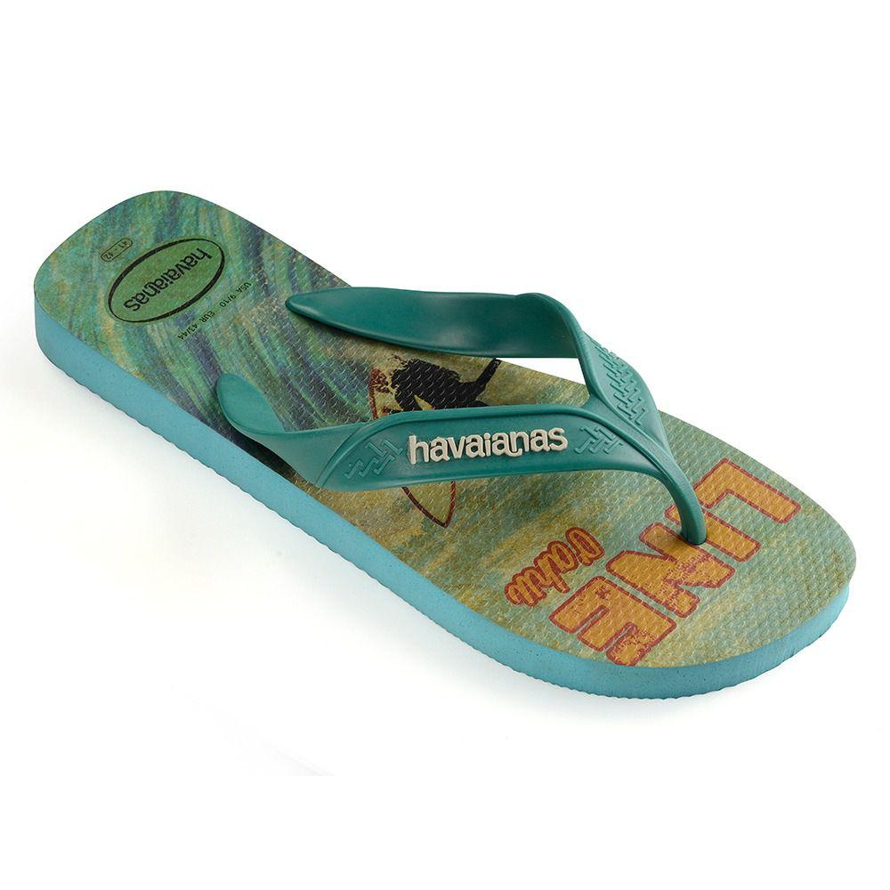 Chinelo Masculino Havaianas Surf Azul