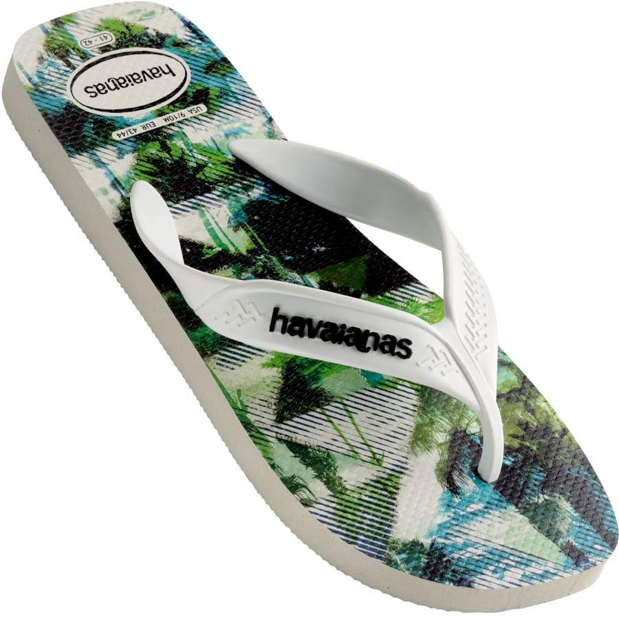 Chinelo Masculino Havaianas Surf Branco