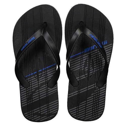 Chinelo Mormaii Masculino Tropical Graphics Preto Preto