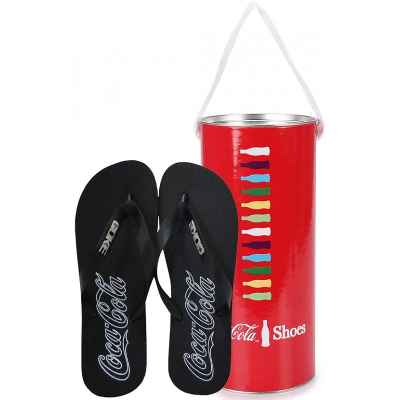 Chinelo Coca-Cola Coke Colors