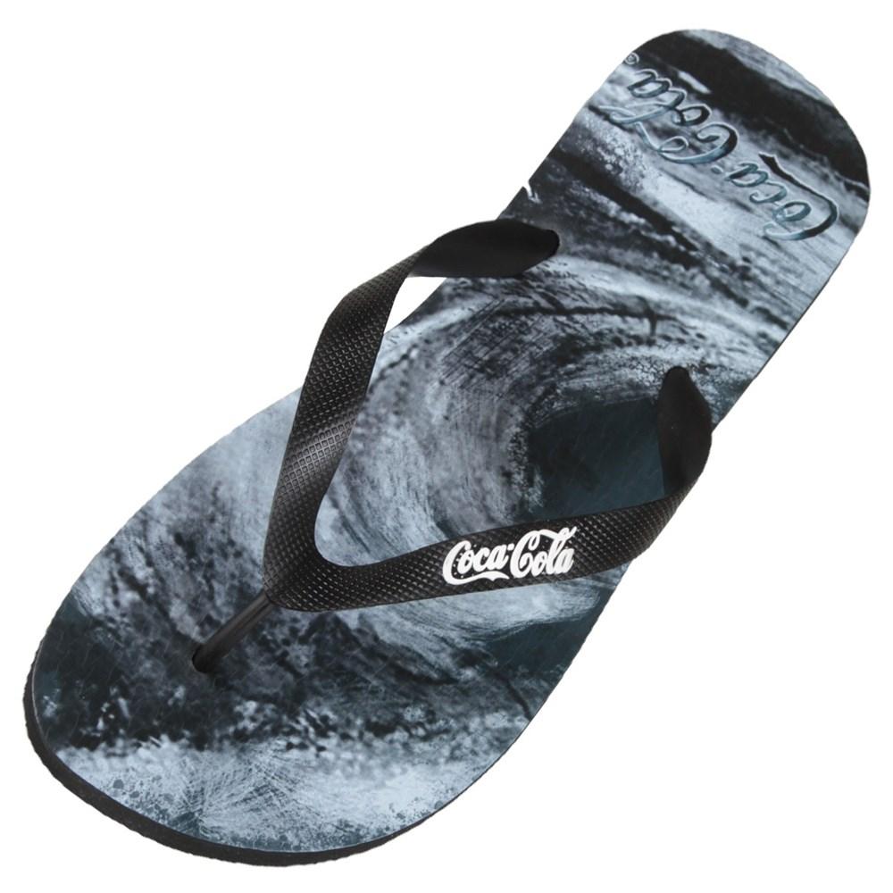 Chinelo Coca-Cola Wave