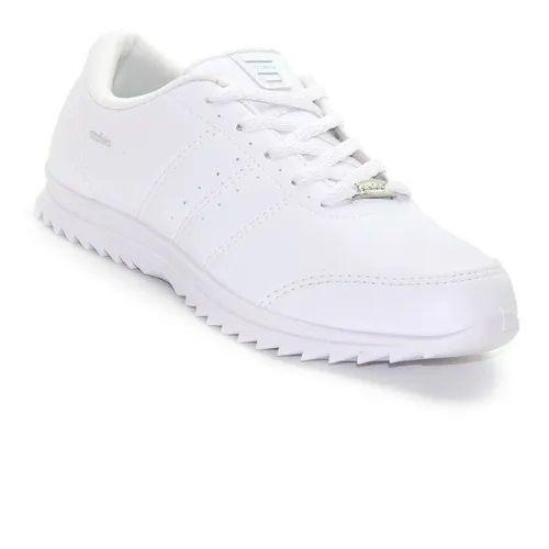 Tênis Azaleia Casual Tratorado Feminino 967/519 - Branco com Sola Branca