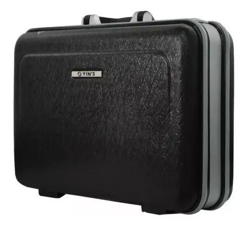 Maleta Executiva G Yins YS05001 em ABS com Segredo Preto