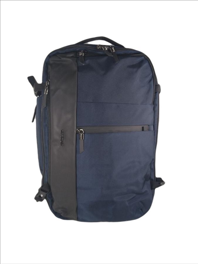 Mochila Executiva Swissland com compartimento para Notebook Azul Marinho YS28039
