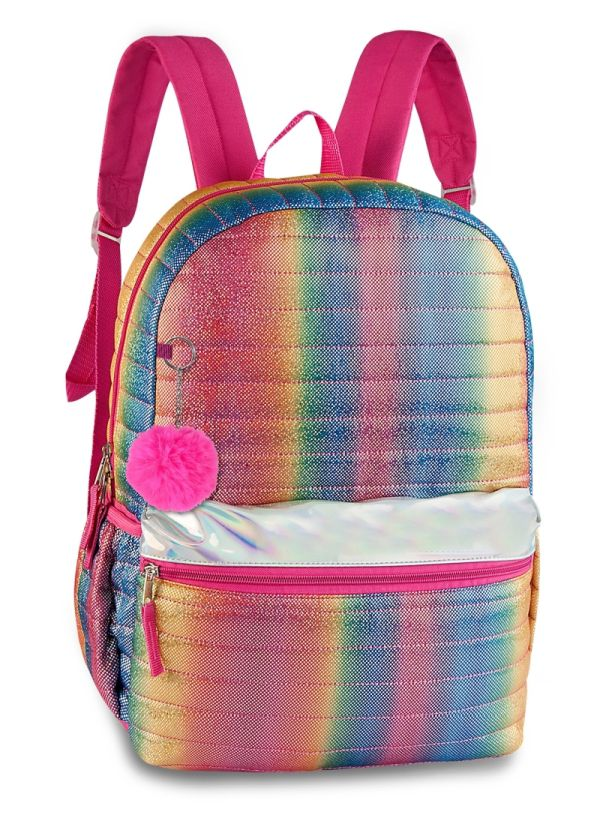 Mochila Infantil Colorida Clio Girls CG2104