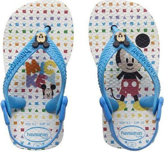 Sandália Bebê Havaianas Baby Disney Mickey