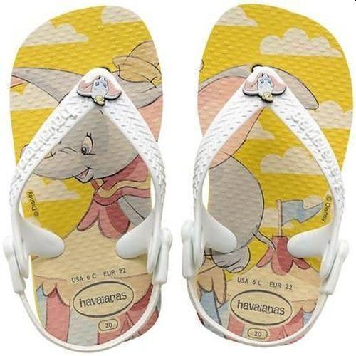 Sandália Havaianas Infantil Baby Disney Retro Dumbo