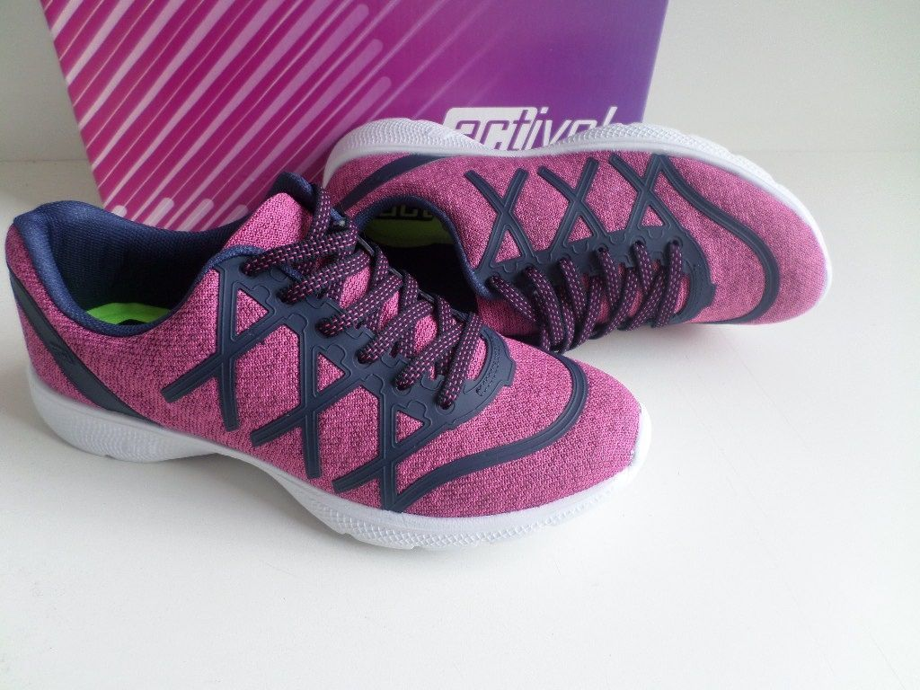 Tenis Actvitta Beira Rio Casual Feminino 4201101 Pink com Marinho