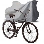 Capa Cobrir Bicicleta Bike Protetora Forrada Elástico nas Bordas Impermeável até Aro 29