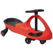 Carrinho Gira Gira Car Infantil Brinquedo Criança Importway Giro BW-004 Vermelho