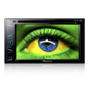 Dvd Automotivo 2 Din 6.2 Pioneer Avh-278Bt Bluetooth