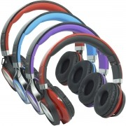 Fone Ouvido Headfone Estéreo Com Fio P2 Microfone Bass Celular Pc Ps4 Infokit HM-750MV