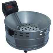 Fritadeira Elétrica Tacho com Óleo Industrial 3 Litros Pastel Salgado Alumínio 110V Cotherm 2791A