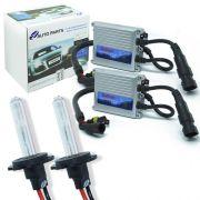 Kit Xenon Carro 12V 35W Jl Auto Parts H7 8000K