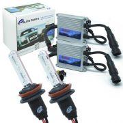 Kit Xenon Carro 12V 35W Jl Auto Parts H8 6000K