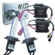 Kit Xenon Carro 12V 55W Importado H7 8000K