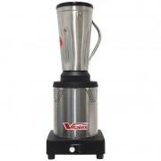 Liquidificador Industrial Profissional 2 Litros 680W Baixa Rotação Bivolt Vitalex LQI-02 Copo Inox