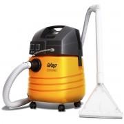 Máquina Lavadora Extratora Limpeza Estofado Profissional Industrial 25L Wap 110V 127V Carpet Cleaner