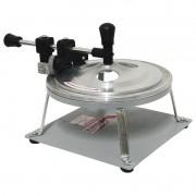 Máquina Seladora Fechadora Frisadora Marmitex Alumínio Tamanho P M G Marmita Vitalex SMC Classic