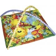 Tapete de Atividades Bebe Infantil Musical Mobile 5 Brinquedos Interativo Importway BWTID-001