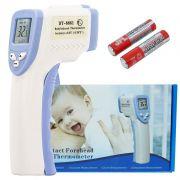 Termômetro Digital Infravermelho Corporal Febre Testa Infantil Bebe DT-8861