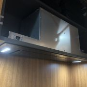 Coifa de Ilha 90 cm Mobile CFI-MOB-90-VP-2ATA Elettromec
