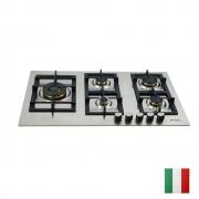 Cooktop a Gás 5 Queimadores 90 cm Professionale LNTP95GD5BX Elanto