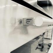 Micro-ondas e Forno Elétrico Combinado 60 cm 34 L Embutir Professionale LNTF410MCMPROX2 Elanto