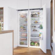 Refrigerador 360 L e Freezer 262 L Embutir/Revestir NatureFresh Gorenje