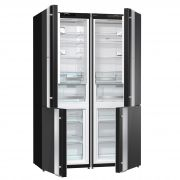 Refrigerador Bottom Freezer 329 L Instalação Livre Ora-Ïto Black NRKORA62E-L Gorenje