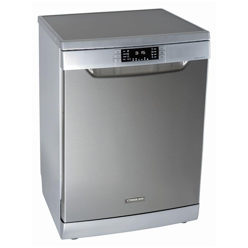 Lava-louças 14 serviços 60 cm Instalação Livre CLL14 CrissAir
