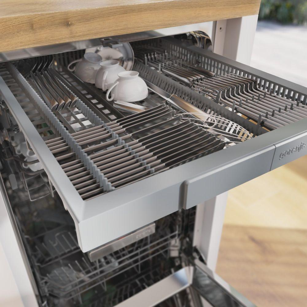 Lava-louças 16 serviços 60 cm Embutir SmartFlex GV66260BR Gorenje