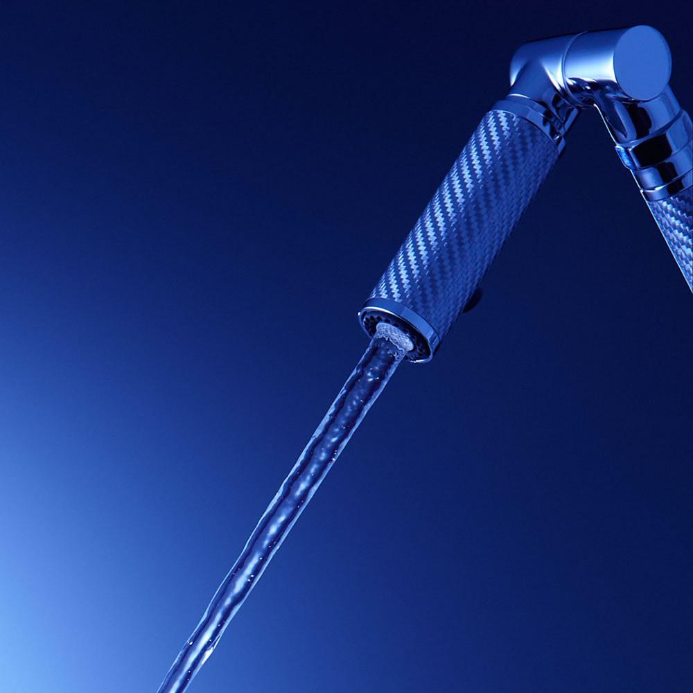 Misturador Monocomando Articulado de Bancada Karbon 6227BR Kohler