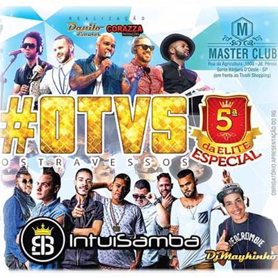 Os Travessos - 17/12/15 - Americana - SP