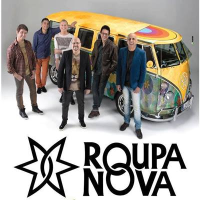 Roupa Nova - 26/05/17 - Bauru - SP