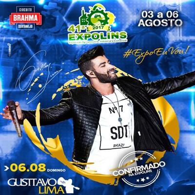 Gusttavo Lima - 06/08/17 - Lins - SP