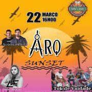 Arq Sunset - Quintal do Quintino - 17/07/20 - Assis - SP