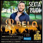 Belo - Vila do Samba - 28/06/19 - São Paulo - SP