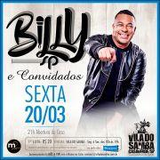Billy SP e Convidados - Vila do Samba - 20/03/20 - São Paulo - SP