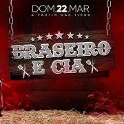 Braseiro e Cia - 22/03/20 - Jaú - SP