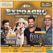 Bruno & Barretto - 07/09/18 - Andrelândia - MG