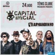 Capital Inicial e Armandinho - 24/08/18 - Presidente Prudente - SP