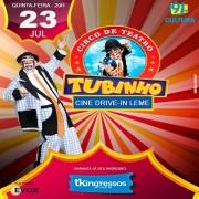 Cine Drive-In - Tubinho - 23/07/20 - Leme - SP