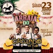 Circuladô de Fulô - 23/06/18 - Carapicuíba - SP